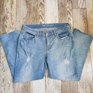 Old Navy Straight/ Droit Cropped Jeans